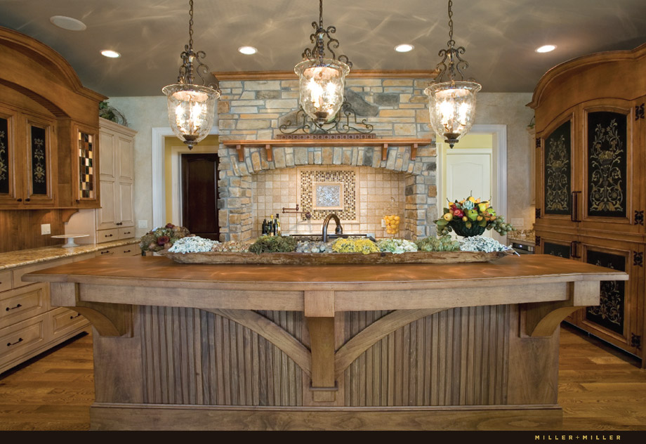luxury-country-kitchen-naperville-illinois
