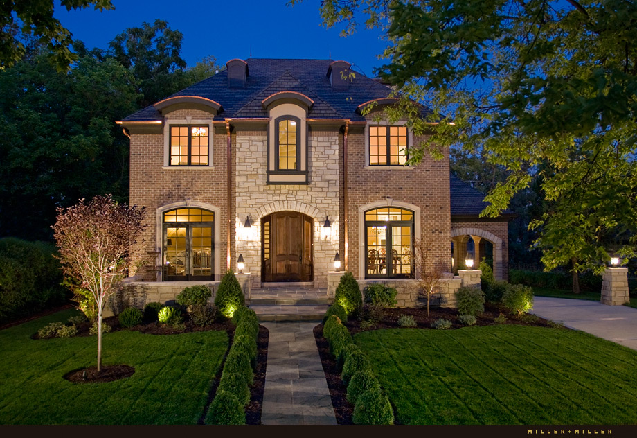 Where can i find a naperville luxury home realtor miller for Custom made homes