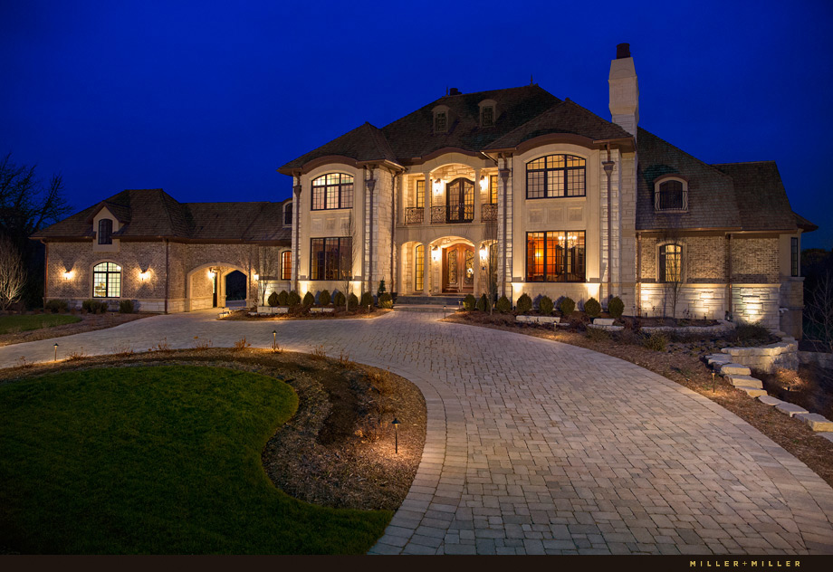 Naperville luxury homes house decor ideas for Pictures of luxury homes
