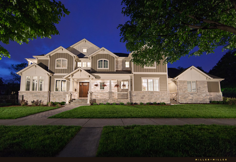 Realtor custom homes real estate agent broker chicago for House for sale at chicago