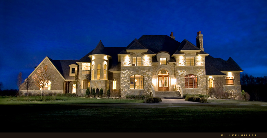 Burr Ridge Highland Fields mansion real estate realtor