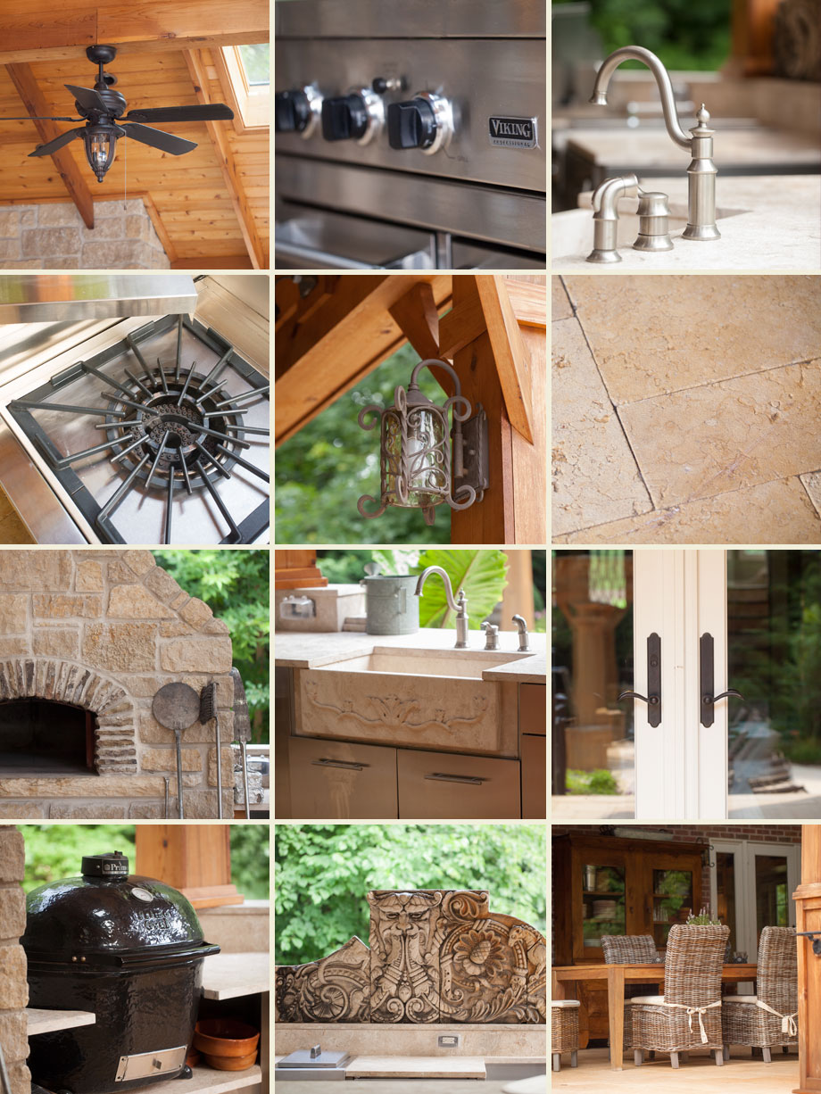 second outdoor kitchen 928 Hobson Naperville