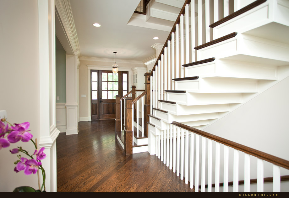 custom built homes for sale downtown Naperville