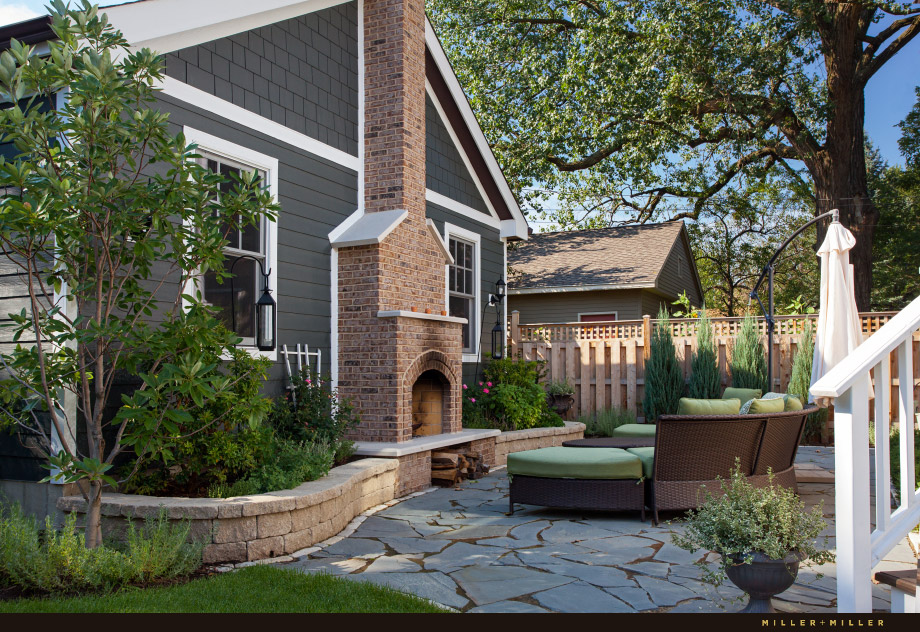 downtown Naperville custom homes builder lots