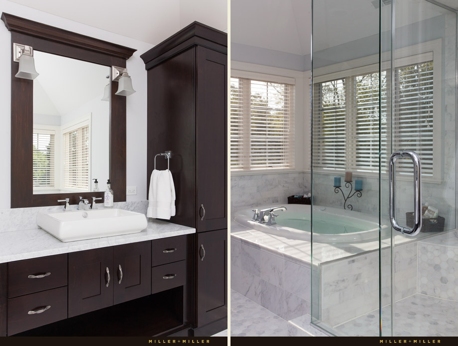 Custom Bathroom Vanities Naperville realtor custom homes real estate agent broker chicago naperville