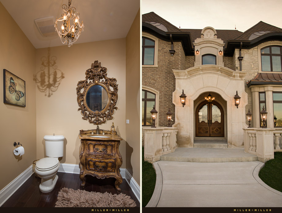 Naperville new construction luxury homes