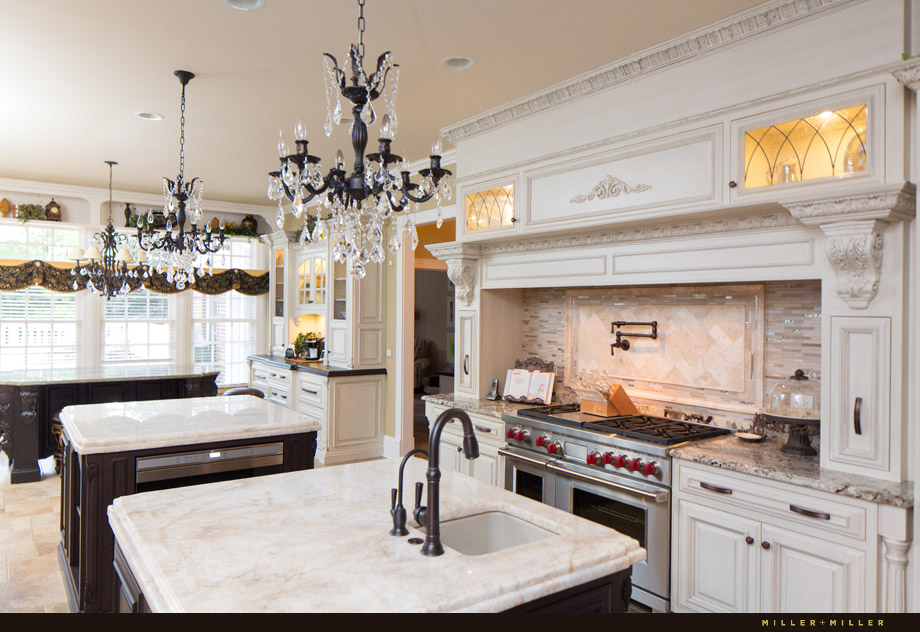 Stunning Luxury Home Kitchen Designs Images - Amazing House ...