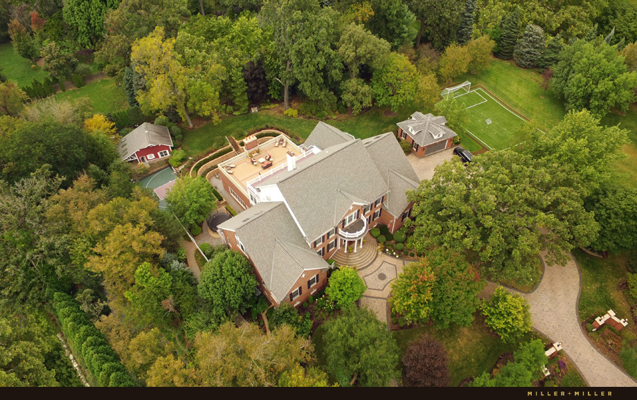 multi million dollar house real estate west Chicago suburbs