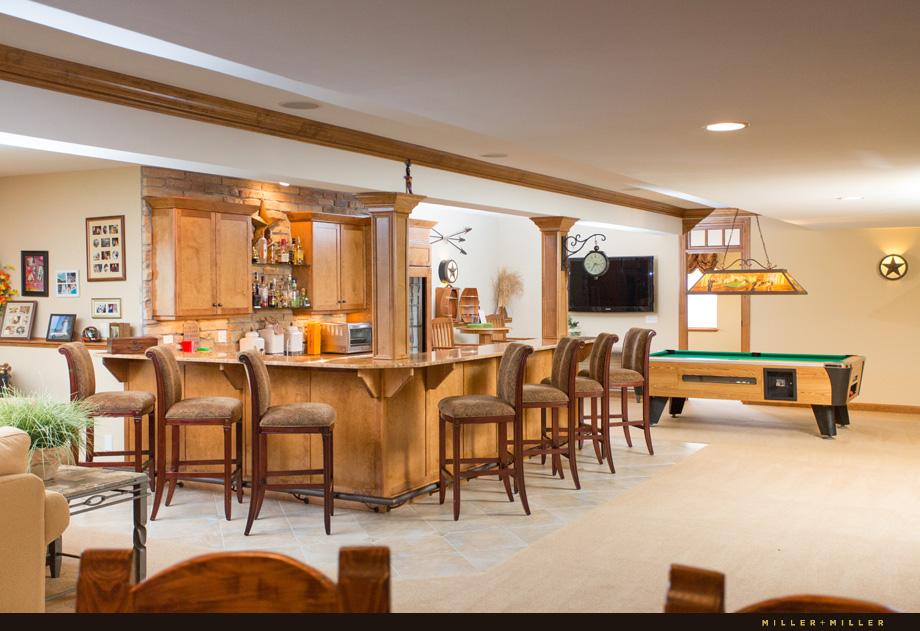 finished-basement-bar-kitchenette