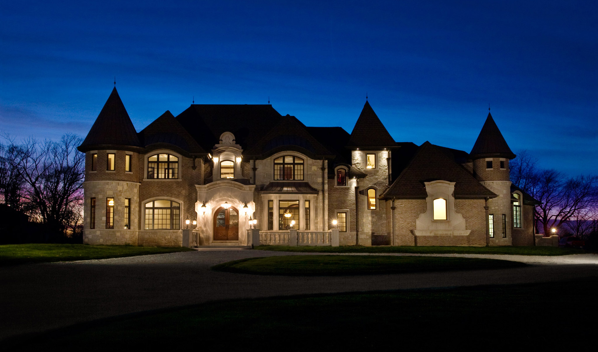 Naperville Luxury Homes House Decor Ideas